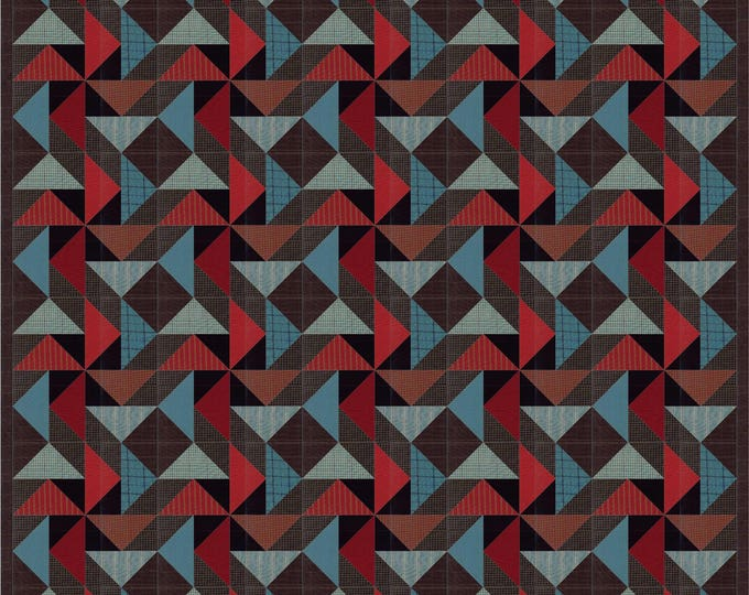 Night Winds a man quilt pdf pattern