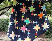 Shooting Stars pdf quilt pattern