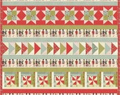 This & That row by row pdf quilt pattern