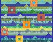 Island Chain quilt pattern