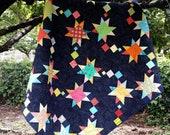 Shooting Stars pdf quilt pattern
