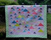 Mountain Retreat pdf quilt pattern