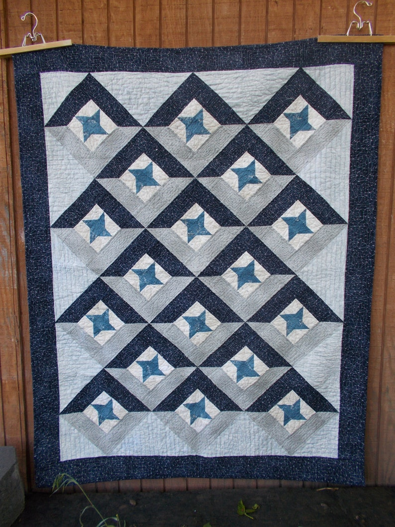 Union quilt pattern image 0