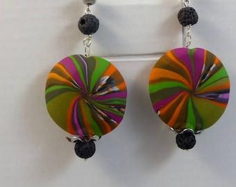 Pendant earrings All colors