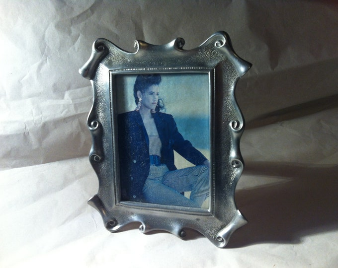 Vintage Picture Frame Decoration