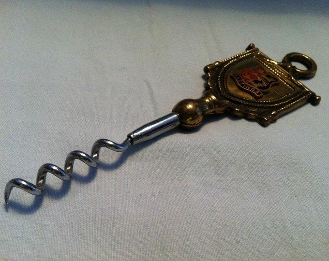 Antique corkscrew - Decoration beautiful