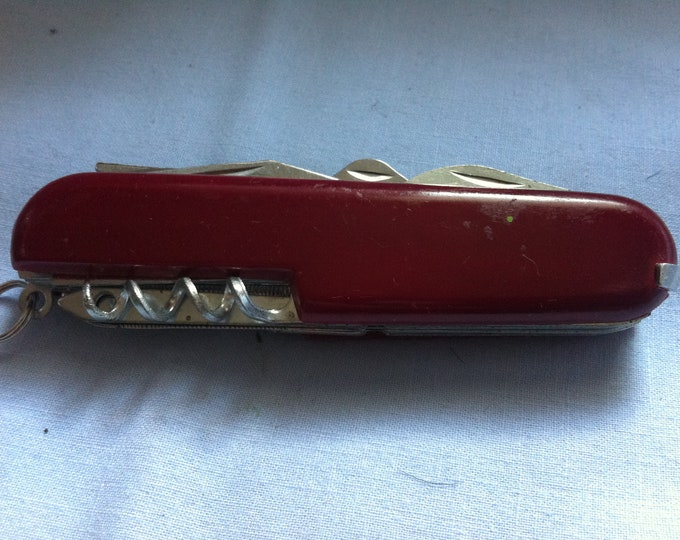 Vintage pocket knife - accessoires decoration