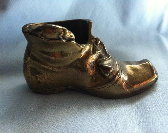 Vintage Shoe England Peerage Miniature, accessoires, dollhouse