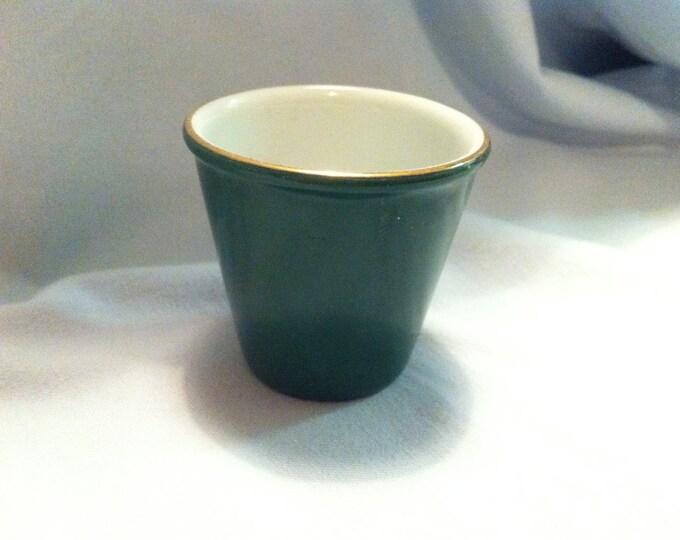 Vintage Rosenthal porcelain flower Pot Miniature Doll room