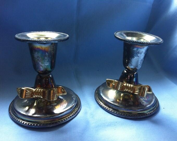Vintage Candle Holder Table Decoraion