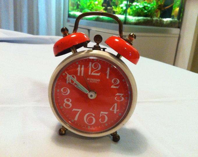 Vintage BLESSING Alarm clock