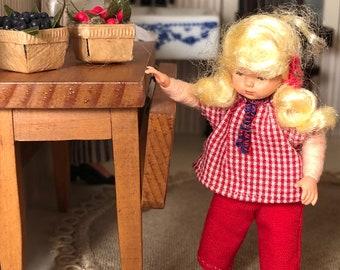 Caco Girl Dollhouse Doll