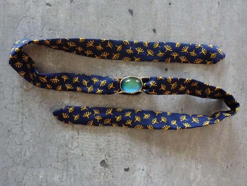 Mood ring stone Bracelet
