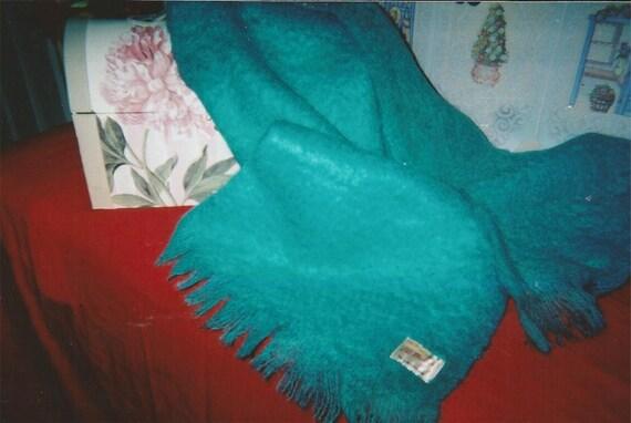 Scottish Mohair wrap