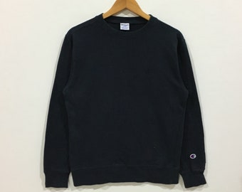 Rare !!! Vintage Champion small logo sweatshirt