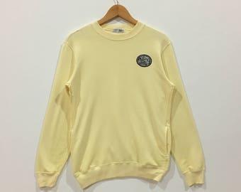 Vintage !!! Rare vintage lacoste sweatshirt