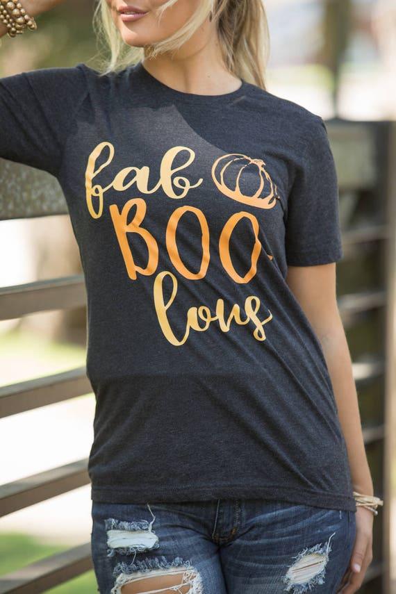 Fab-Boo-Lous Graphic Tee