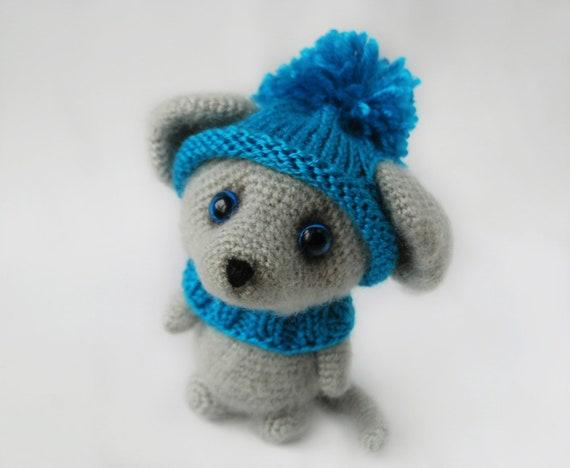 Adorable Amigurumi Mice | 468x570