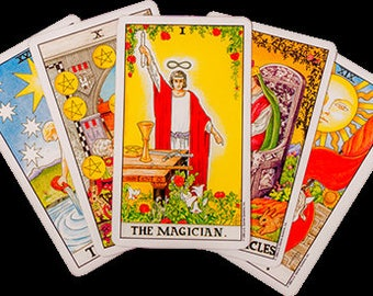 Tarot Readings - By question