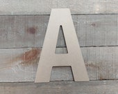 Wooden Letters 8 Inch