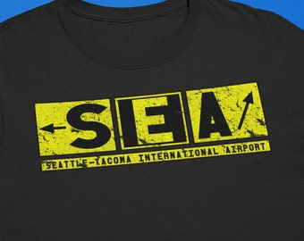 caf5d7fd Airport ICAO Code Tee (Choose an Airport!)