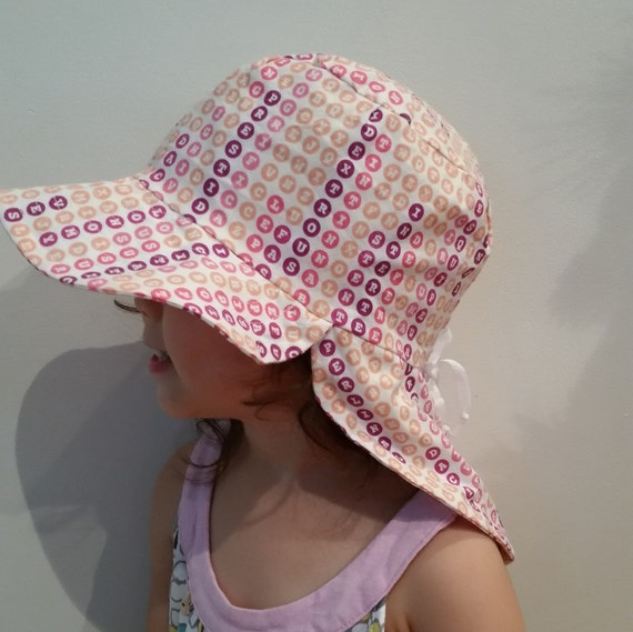 Adjustable Sun Hat baby hat toddler hat baby sunhat toddler  06365099c6f
