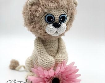Amigurumi Lion Crochet Patterns • DIY How To   270x340