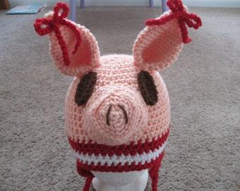 Olivia the pig   Etsy