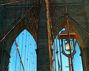 Brooklyn Bridge Flag