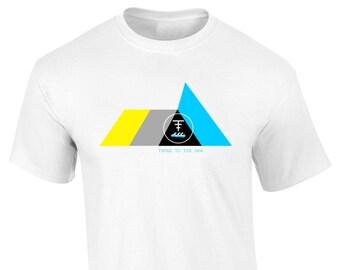Mens Three To The Sea Seactions T-Shirt S M L XL XXL Surf Tee