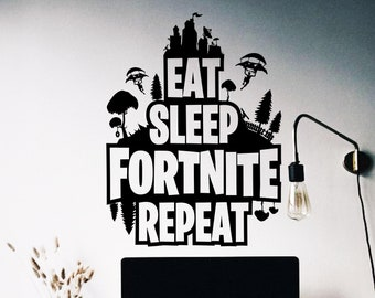Fortnite Room Decor Etsy
