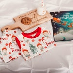 Personalized Christmas Pajamas for Infants, Children, and Families