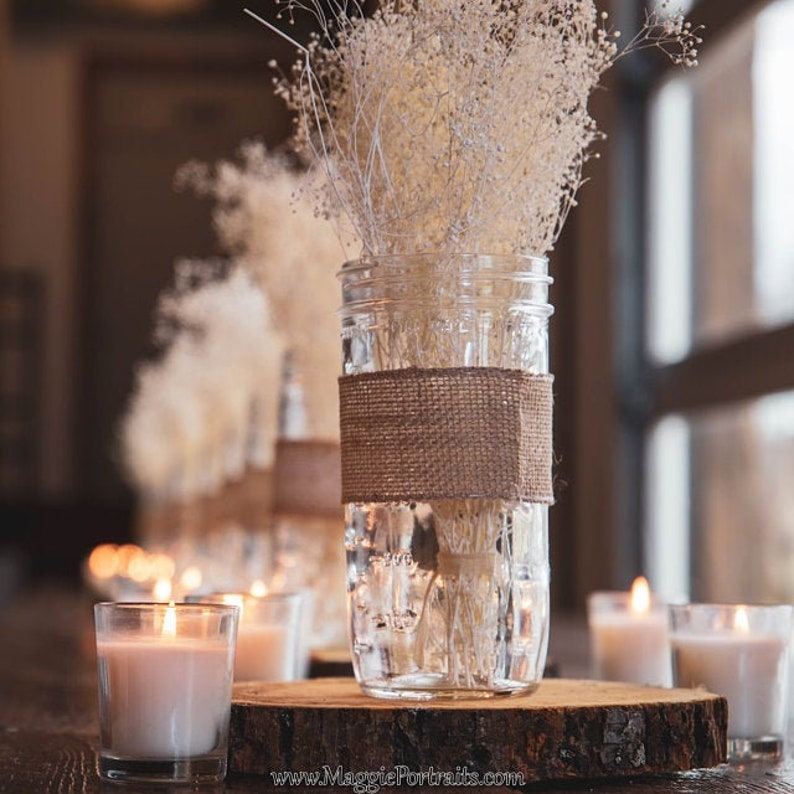 Real Dried Gypsophila Bunch ivory Real Dried baby Breath