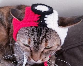Pokéball Cat Hat