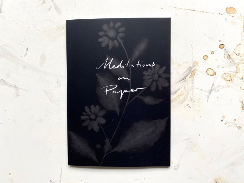 Meditations on Paper Booklett image 0