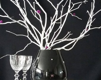 Greeting or chic themed sweets holder tree