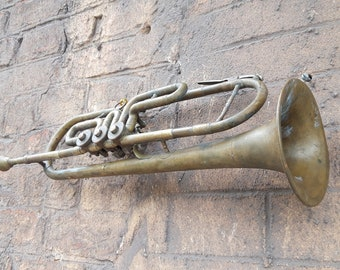 Musical Instruments & Gear Brass Alte Tuba Horn Migma Attractive Fashion