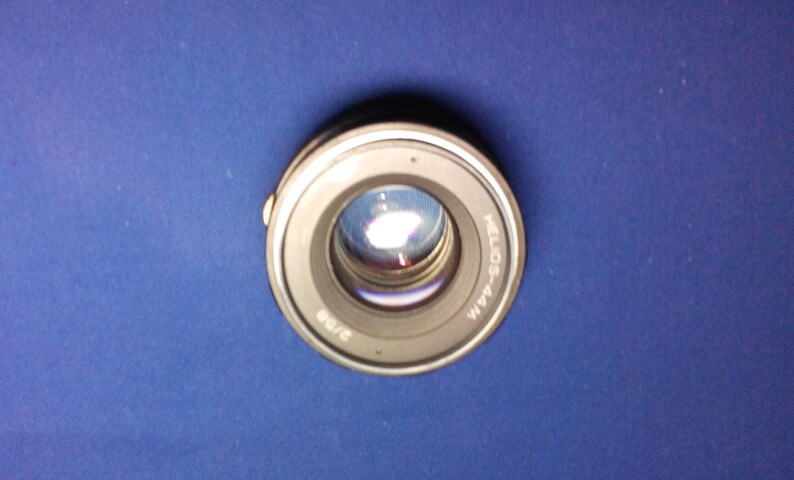 Helios 44M Soviet Lens