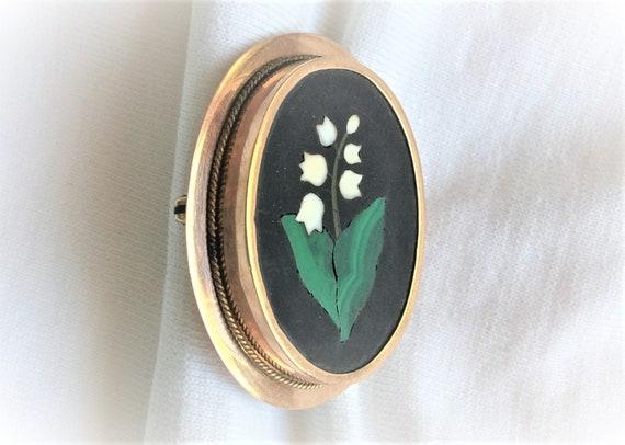 Vintageparts DIY perlas de natural Aventurine 6 mm 10 trozo