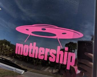 Mothership Decal
