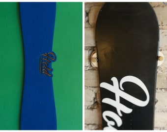 Vertical snowboards racks/ Made by Hold/