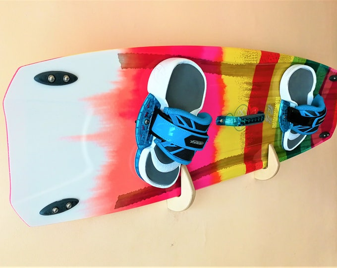 Featured listing image: Snowboards, wakeboards, longboards Wall Rack,