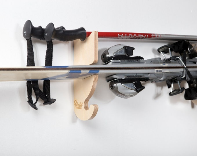 Featured listing image: Skis racks by hands