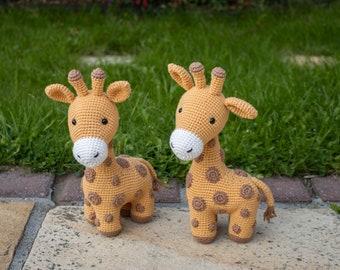 Giraffe Plush Toy, Stuffed Safari Animal
