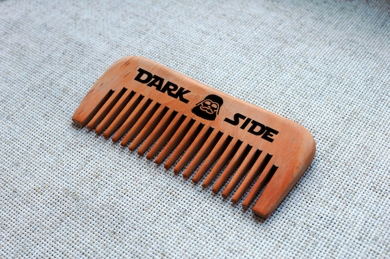 Star Wars Beard Comb Fathers Day Gift From Daughter To Dad