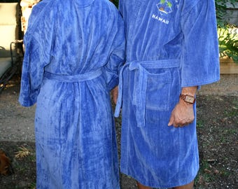 I'd Rather Be In Hawaii Robe