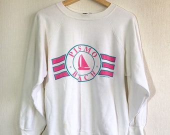 1986 Pismo Beach sweatshirt