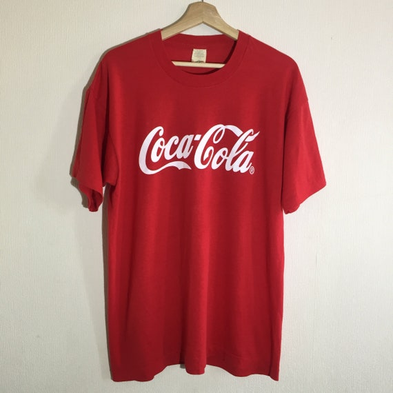 1980s Coca-Cola vintage t-shirt