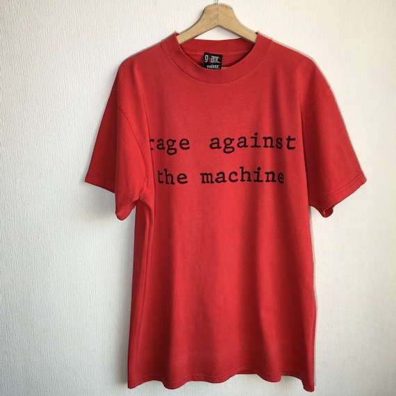 90s Rage Against The Machine vintage shirt // band