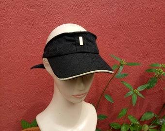 3df8120aac8 Rare vintage GUCCI golf cap